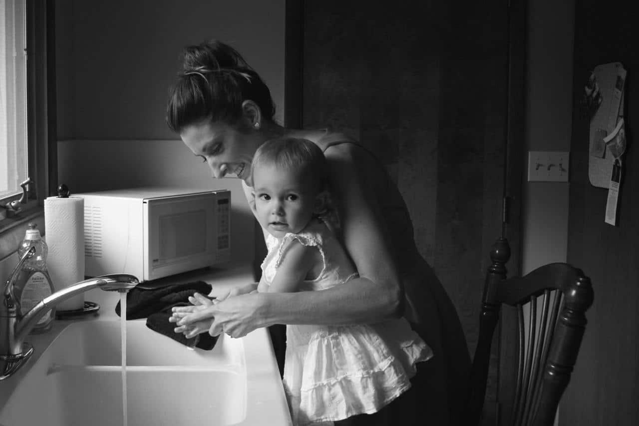 Gyerekkori szülői minta