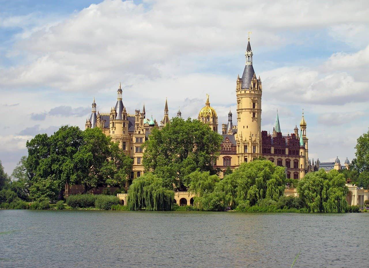 Am See von Schwerin