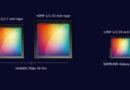 เผยภาพขนาดเซ็นเซอร์คู่ความละเอียด 40MP ของกล้องใน Huawei Mate 30 Pro