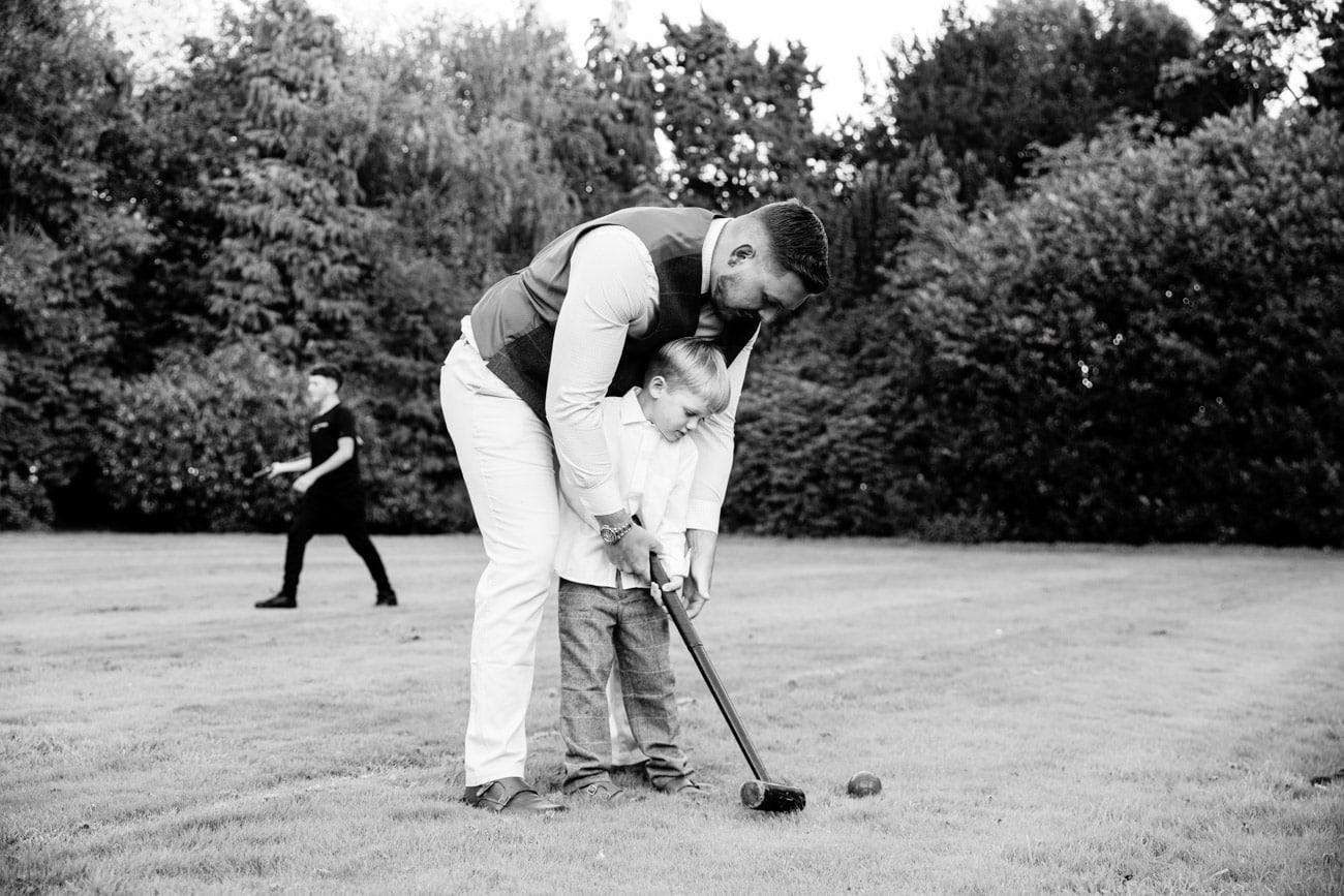 fun lawn games at inglewood manor