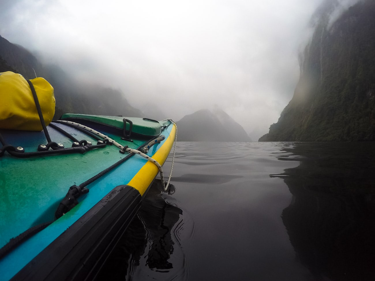 Doubtful Sound is the wild, quiet neighbor of Milford Sound on New Zealand's South Island. Here's my review of my Doubtful Sound overnight kayaking trip with Go Orange.