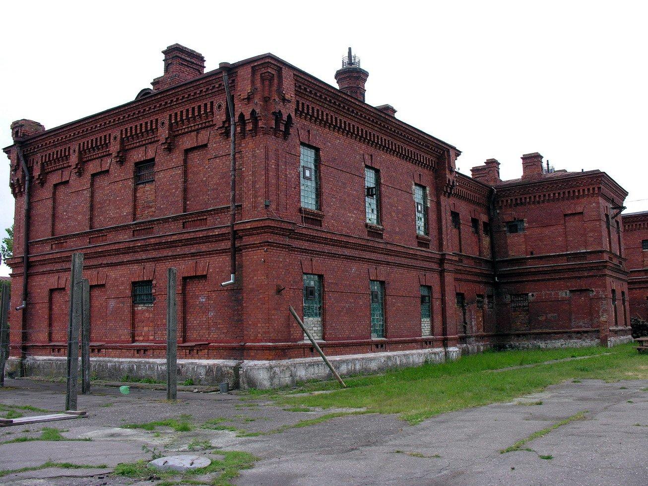 Karosta Prison - Lettland