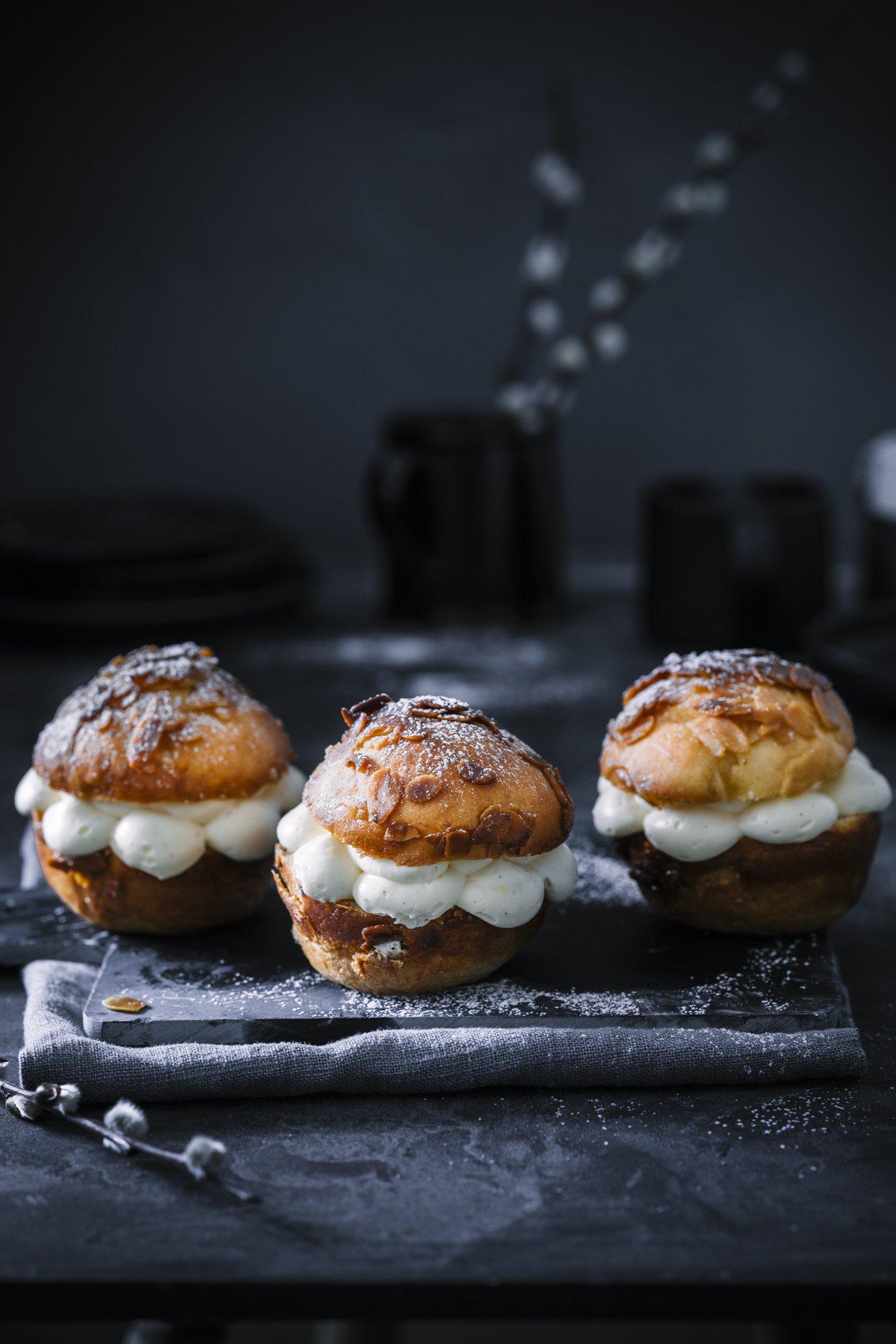 Eierlikör Bienenstich Muffins