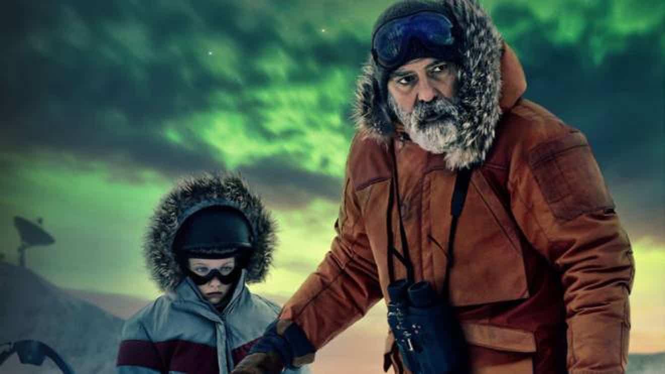 THE MIDNIGHT SKY; dal 23 dicembre il film con George Clooney su NETFLIX
