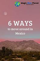 Mexico Domestic Travel Pin 2 EN