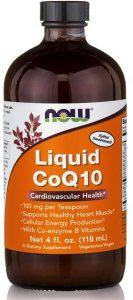 Жидкость 50 мг добавка с коэнзимом