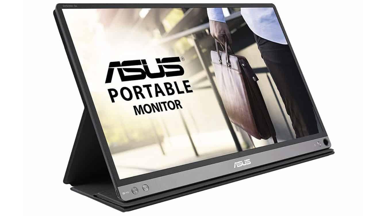 monitores portáteis