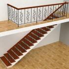 перила для лестницы киев 5