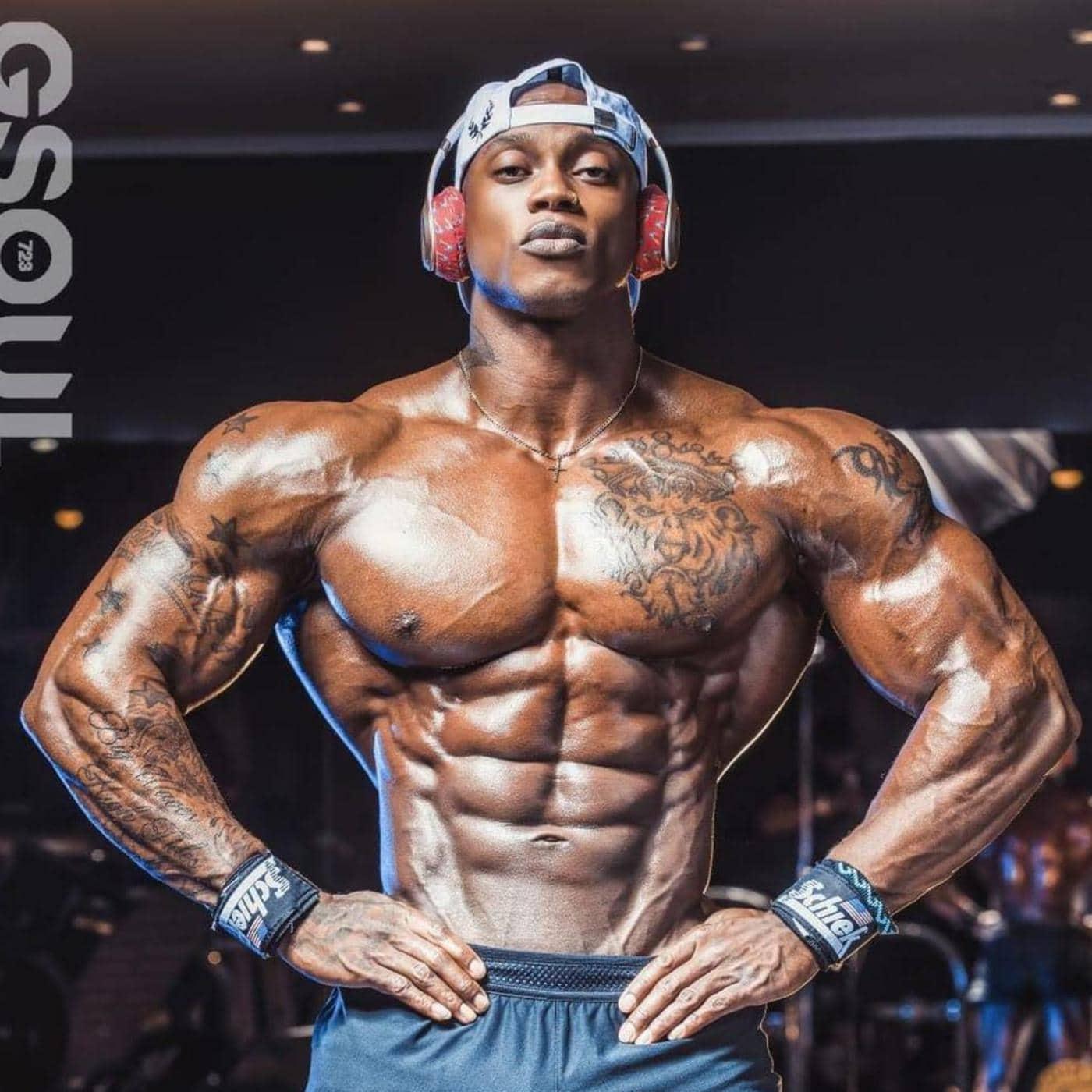 Programme d'entraînement de Brandon Hendrickson