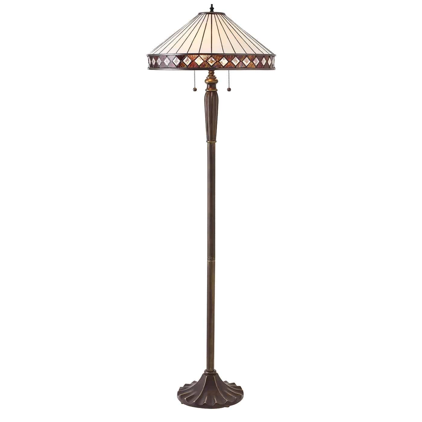 70936 Tiffany Floor Lamp