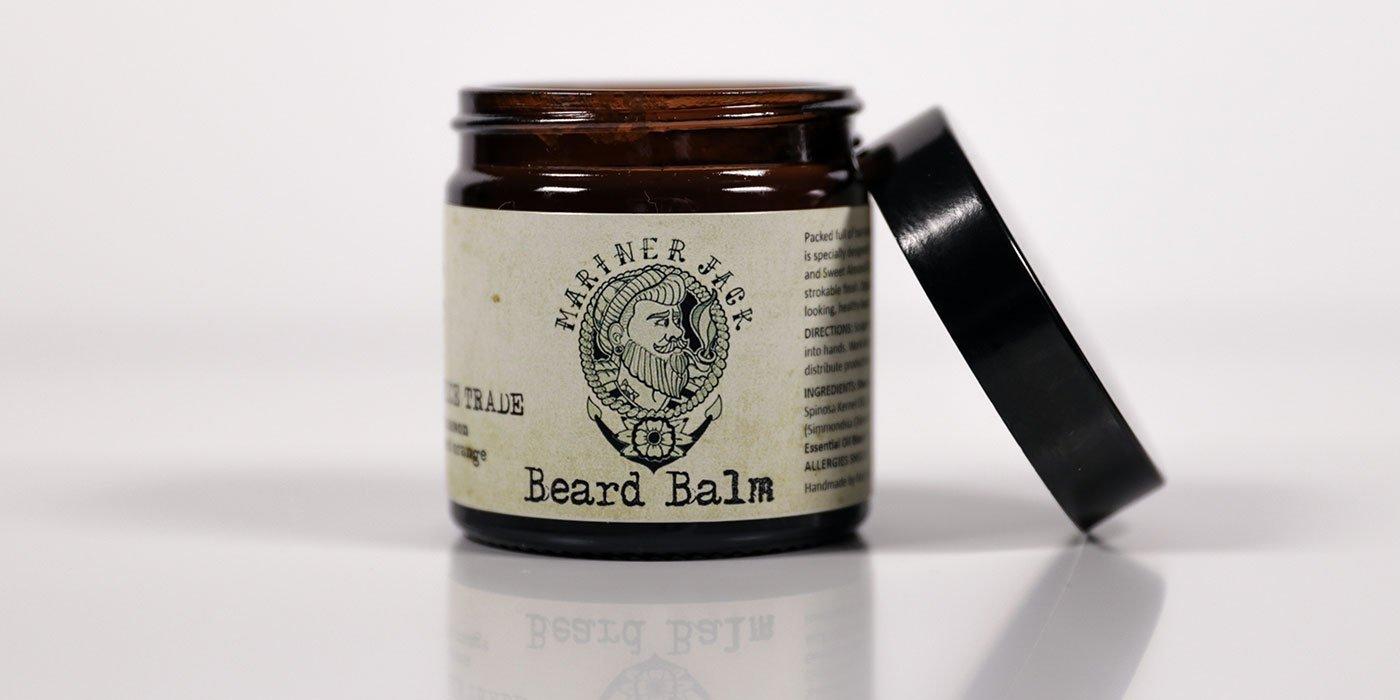 mariner jack baume à barbe
