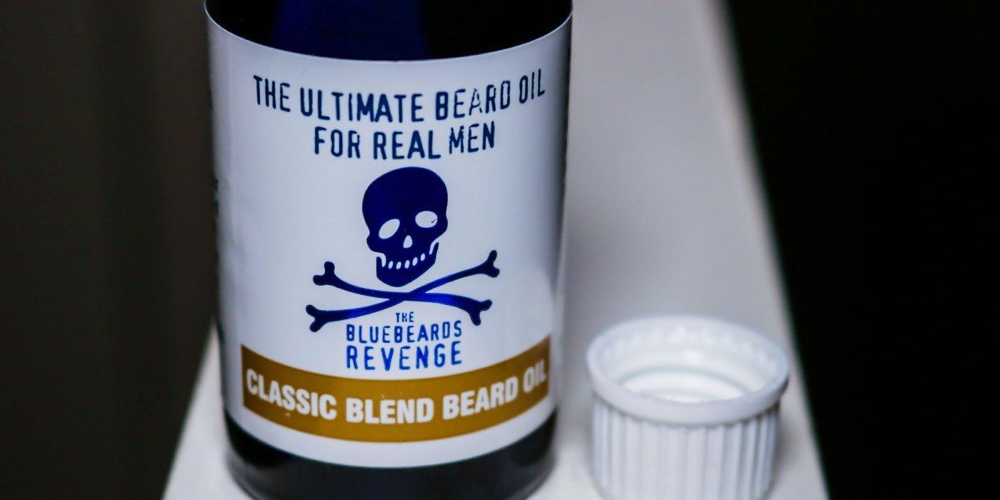 huile à barbe the bluebeards revenge