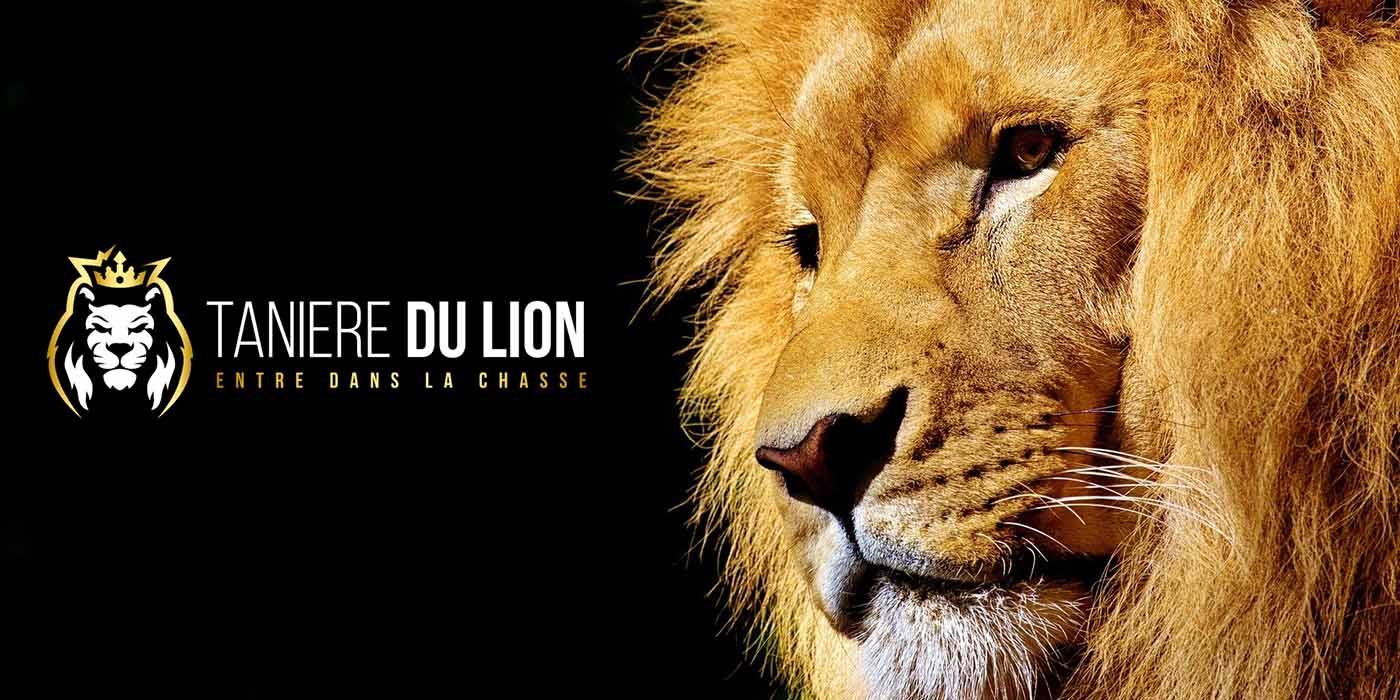tannière du lion