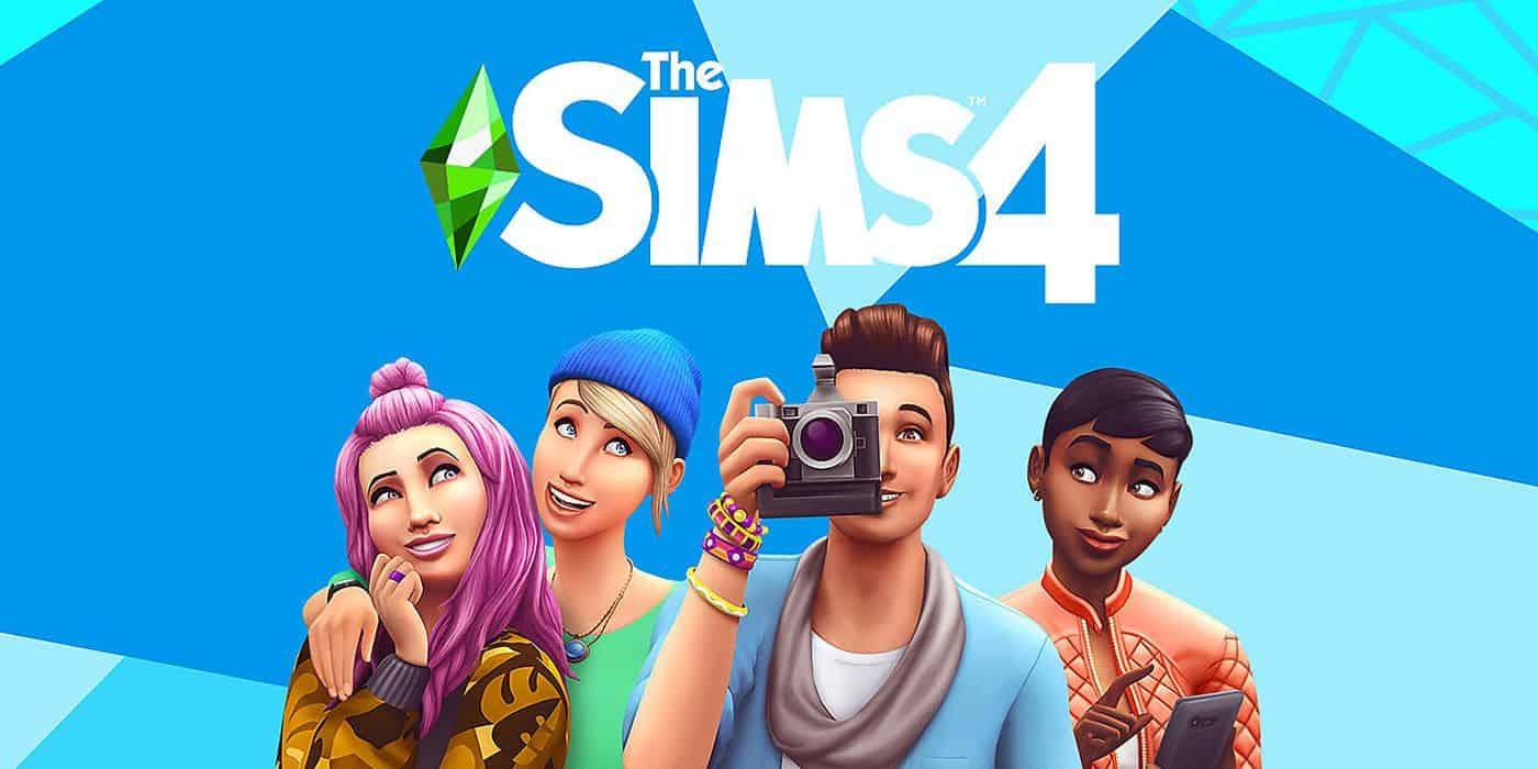 Sims 4 de borla