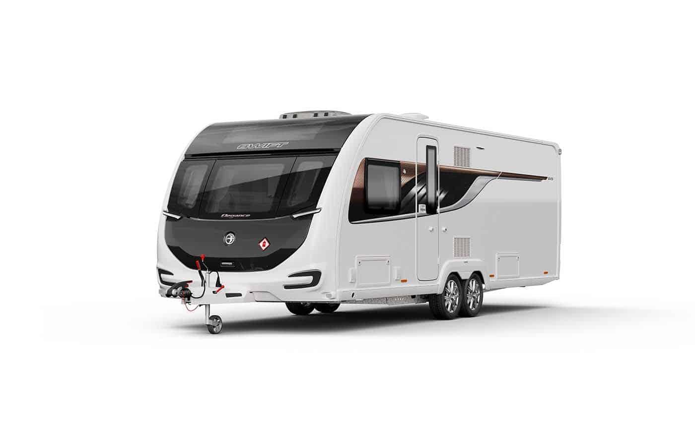 sprite elegance grande 645 caravan