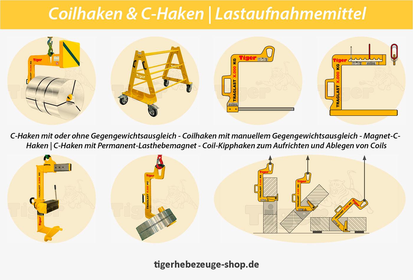 C-Haken & Coilhaken