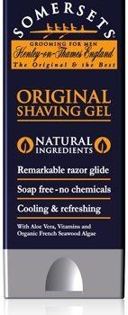Somersets Cooling Shaving Gel - Original (200 ml.)