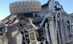 Zırhlı araç devrildi: 2 şehit
