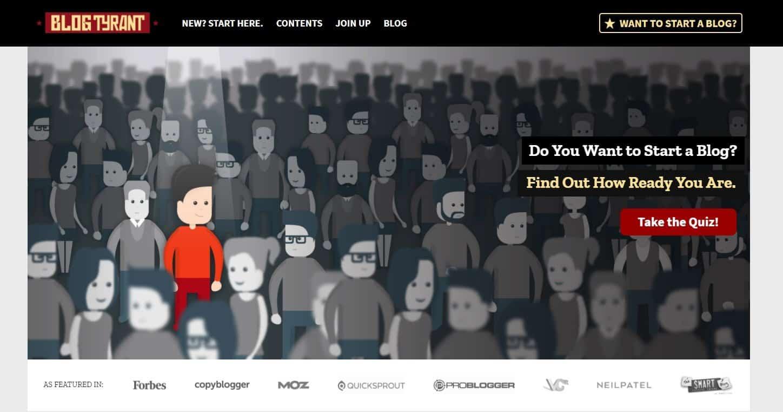 Blog Tyrant Internet Marketing