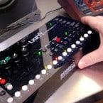 LXR Drum machine fully built