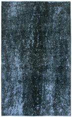 granatowy dywan perski Sea King 1005