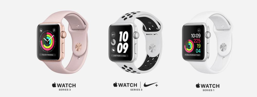 Apple Watch 3: vodotěsnost, nový procesor a eSIM