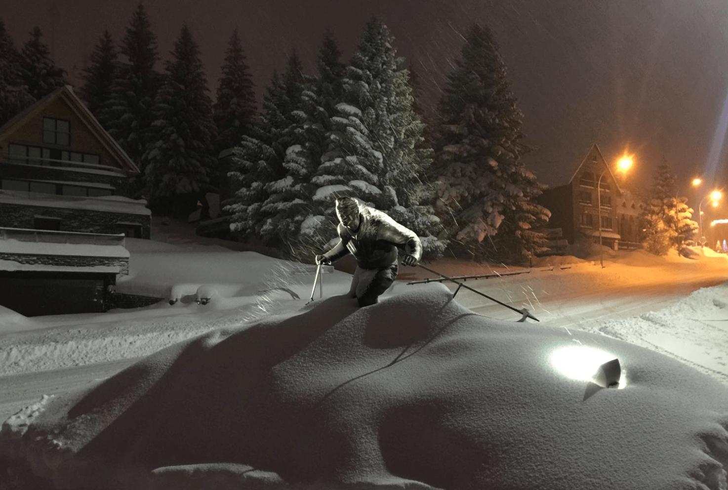 imagen nieve baqueira