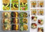 vegan Meal prep ideas