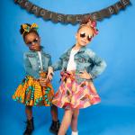 Mademoiselle Blé, la marque Wax qui habille les petites filles de 2 à 12 ans…