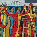 Art in solidarity with itself