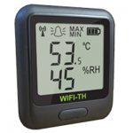 WiFi Temperature & Humidity Monitor