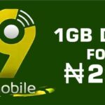 How To Activate 9mobile 200 for 1GB for 3-7 days in 2021