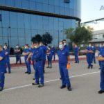 Los trabajadores de Airbus en Albacete se suman a las movilizaciones nacionales contra los despidos en el sector