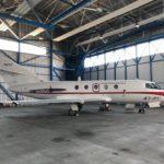 El Ejército del Aire cede un Falcon-20 al Centro de Formación Profesional 'Aguas Nuevas' de Albacete