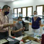 El Centro de Recuperación de la Fauna Salvaje de Albacete ha recibido 447 animales durante 2020