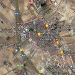 Fallece una persona tras la salida de vía de su vehículo en la A-30 en Pozo Cañada