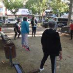 El Aula de Educación Corporal de la Universidad Popular retoma sus clases con 400 personas mayores