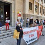CCOO CLM pide en Albacete la incorporación inmediata de personal de la Administración General del Estado