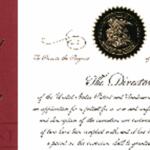 AlpVision Fingerprint Patent
