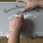 Removing the paper - Blank Water Decal Paper Sheets Print Transfers - tutorial