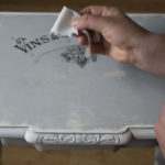 Baking paper helps - Blank Water Decal Paper Sheets Print Transfers - tutorial