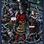 Review Komik The Extinction Parade: War (2014)