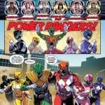 Review Komik Mighty Moprhin Power Rangers #0 (2016)