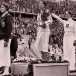 Ilona Elek, Olympics, Berlin, gold, medal, sportswoman, history