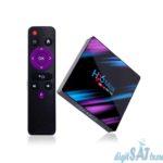 ТВ-Бокс H96 Max Smart TV приставка на Android 9.0.