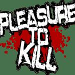 logo pleasure to kill