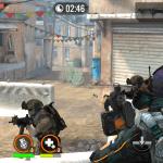 Kosení ve Frontline Commandu