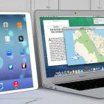 Velikost displeje jako u Macbooku