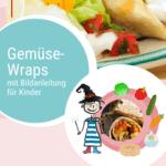 Rezept Gemüse-Wraps