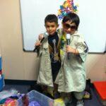 Kindergarten singing